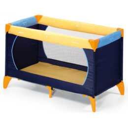 HAUCK Reisebett Dream'n Play (Gelb, Blau)