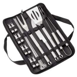 CHEF TO BE BBQ 18x Besteck-Set
