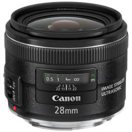 CANON EF 28 mm f/2.8