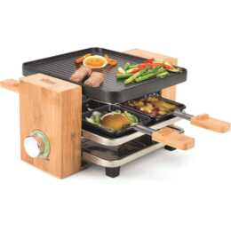 KOENIG Raclette-Grill Bamboo