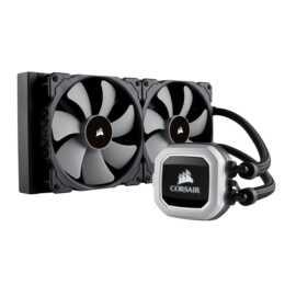 CORSAIR H115i PRO RGB 280mm Prozessor Wasserkühlung