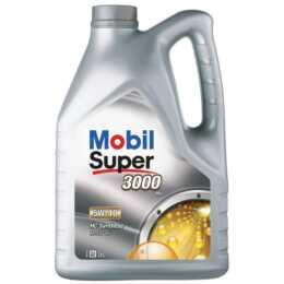 MOBIL 1 Super 3000 X1, 5W-40, 5 l