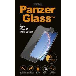 PANZERGLASS Verre de protection d'écran (iPhone 11 Pro, iPhone XS, iPhone X)