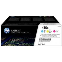 HP 410X Triple Pack