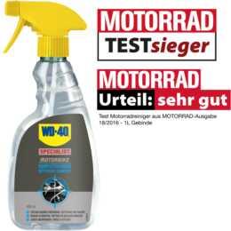 WD-40 Specialista Motocicletta Detergente universale, 500 ml