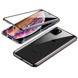 """EG Mornrise Magnetic Cover für Apple iPhone 7 8 Plus 5.5"""" - Schwarz"""