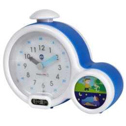"PABOBO Kid'Sleep ""Clock"" (Blu, Bianco, Sveglia per bambini)"