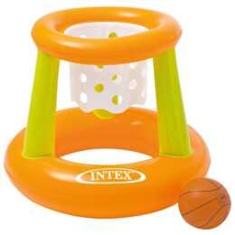 INTEX Wasservolleyballnetz FLOATING HOOPS (Mehrfarbig)
