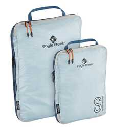 EAGLE CREEK Pack-It Spct Tech ComprCube S/M Sacca porta-abiti e porta-scarpe (12 l, Blu)