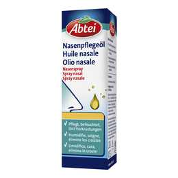 ABTEI Hausapotheke Nasenpflegeöl (20 ml)