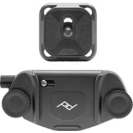 PEAK DESIGN Capture Clip & Plate
