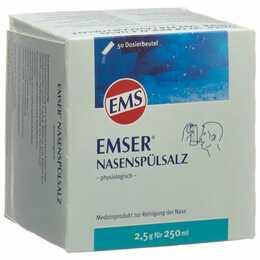 EMSER Nasenspülsalz (50 Beutel)