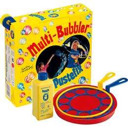 PUSTEFIX Seifenblasen-Set Multi Bubbler