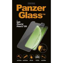 PANZERGLASS Verre de protection d'écran (iPhone 11, iPhone XR)