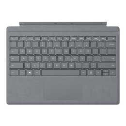MICROSOFT Surface Pro 7 Tablet Tastatur (Grau)