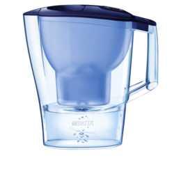 BRITA Tischwasserfilter Aluna Cool (1.4 l, Blau, Transparent)