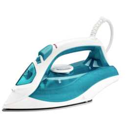 INTERTRONIC Ferro da stiro a vapore Steam Iron Basic (Ceramica)