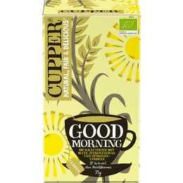 CUPPER Good Morning Tè d'erbe (Bustina di tè, 20 pezzo)