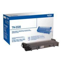 BROTHER TN-2320  (Einzeltoner, Schwarz)