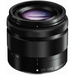 PANASONIC Lumix H-FS35100E 35 mm - 100 mm f/4.0-5.6