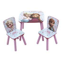 ARDITEX Kindertisch- & Stuhlset Frozen