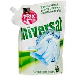 COOP PRIX GARANTIE Maschinenwaschmittel Universal (2 l, Flüssig)
