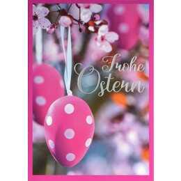 ABC Biglietto di auguri (Pasqua, B6, Multicolore)