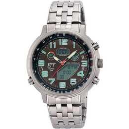 ETT ECO TECH TIME Hunter EGS-11374-50M (48 mm, Analog- & Digitaluhr)