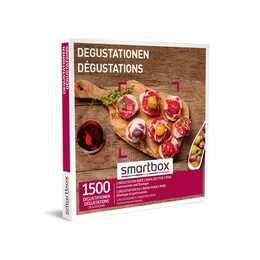 SMARTBOX Degustationen