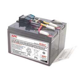 APC USV Ersatzbatterie RBC48