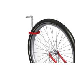 ALFER Wand-Decke Fahrradhaken