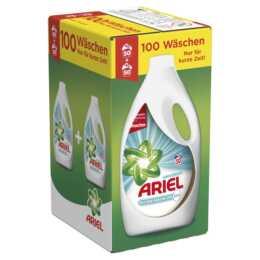 ARIEL Maschinenwaschmittel Febreze (2.75 l, Flüssig)
