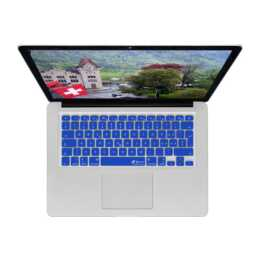 KB COVERS Tastatur-Cover MacBook Air/Pro-13, 2008+, Retina, dark blue, CH