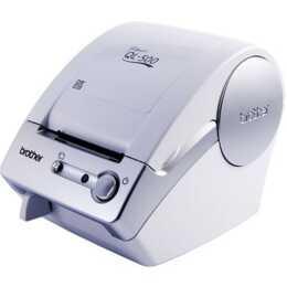 BROTHER Imprimante d'étiquettes QL-500A
