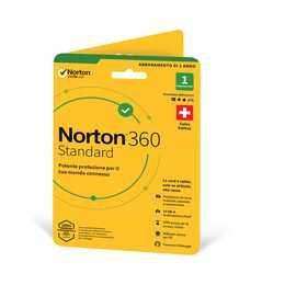 NORTON 360 Standard (Abbonamento, Italiano)