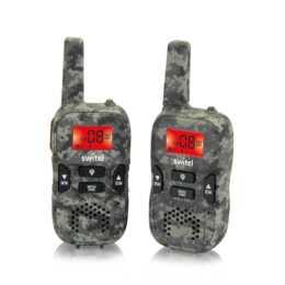 SWITEL Walkie Talkie Set WTE2350 Camouflage