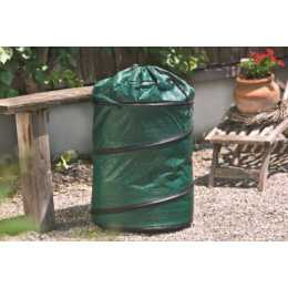 Windhager Pop Up Gardenbag mit Zip-Decke
