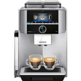 SIEMENS EQ.9 plus connect s700 (Acier inox, 2.3 l, Machines à café automatique)