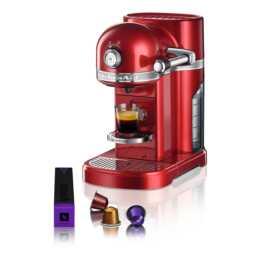KITCHENAID Artisan 5KES0503SER/8 (Nespresso, Empire Rot)