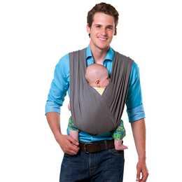AMAZONAS Bandoulière Carry Baby Gris