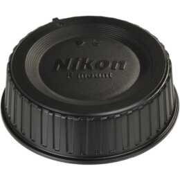 NIKON LF-4 Copriobiettivo, nero