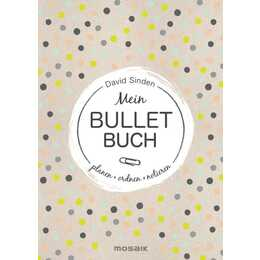 MOSAIK VERLAG Tagebuch Mein Bullet Buch