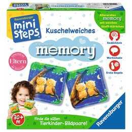 RAVENSBURGER Giocattoli educativi per il primo apprendimento ministeps memory