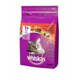 WHISKAS Adult, Rind, 950 g