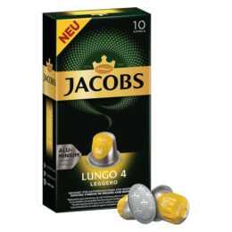 JACOBS Capsules de Café (10 Pièce)