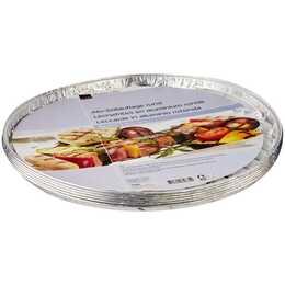 COOP Vaschette per barbecue (Alluminio)