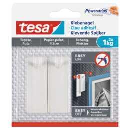 Colle TESA clou 1 kg pour papier peint + plâtre