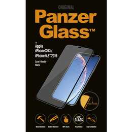PANZERGLASS Displayschutzfolie (iPhone 11, iPhone XS, iPhone X)