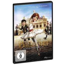 DVD Ballerina - Gib deinen Traum niemals auf
