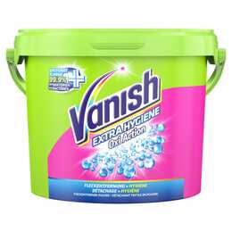 VANISH Detergente per macchine Oxi Action (2100 l, Polvere)